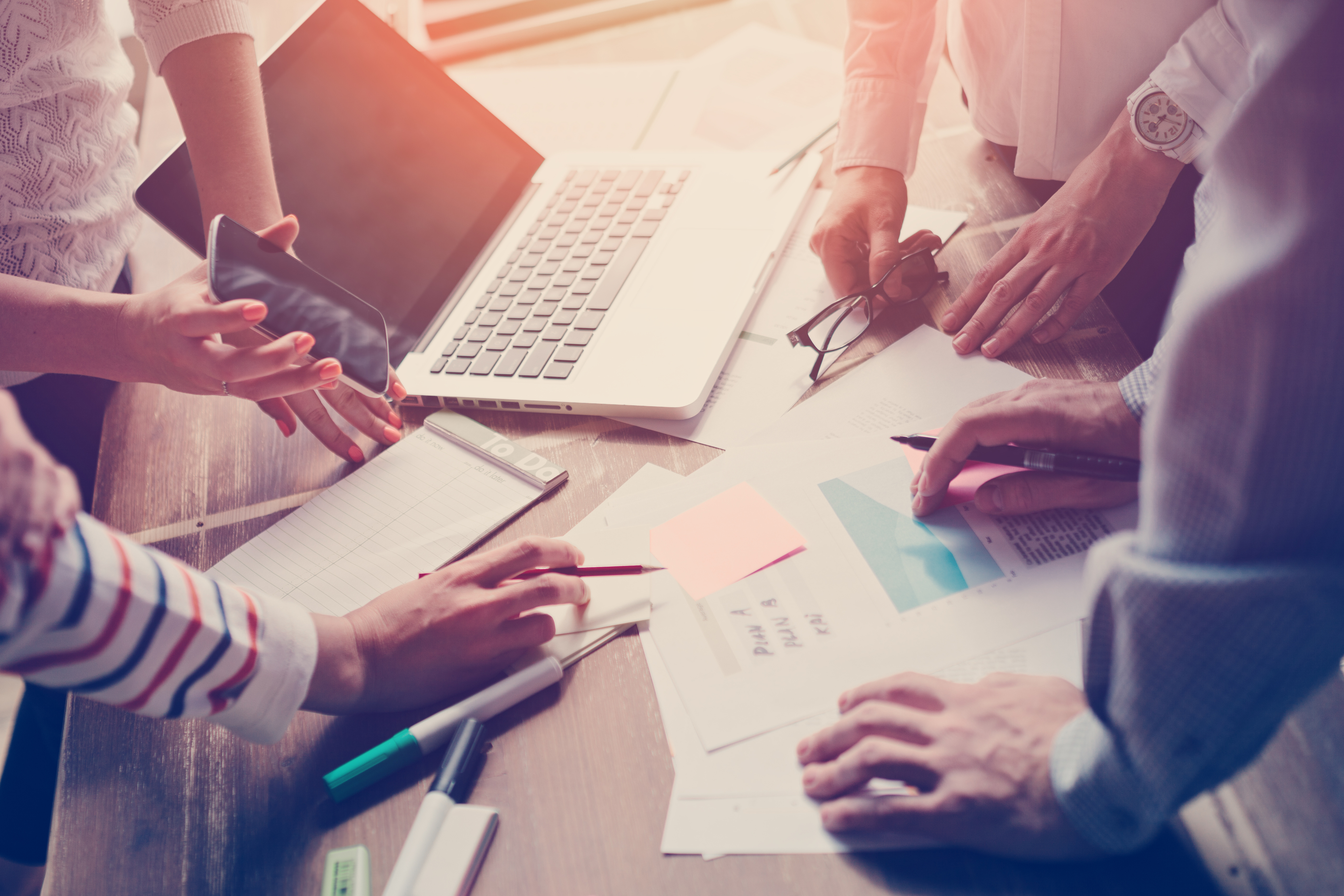 Collaborating With Colleagues: Why It Matters to Your Business