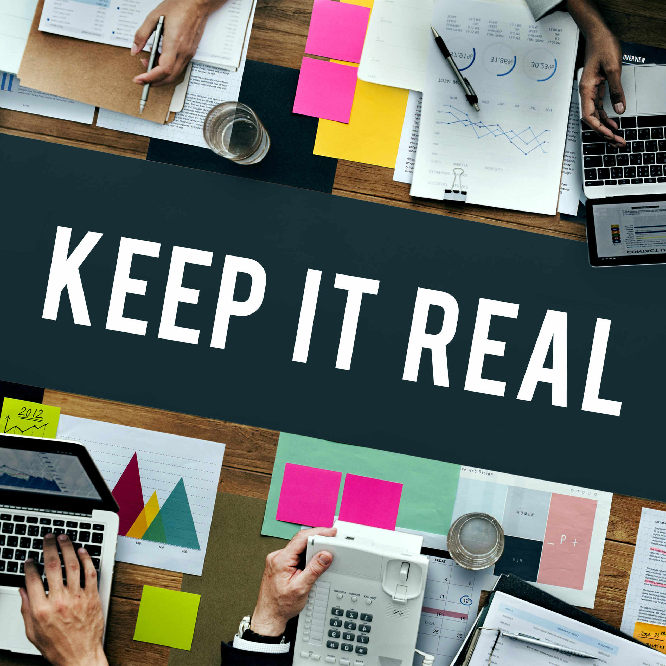 Episode 6: Keep It Real: Make a Lasting Impact With Your Presentations